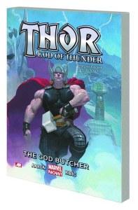 Thor God of Thunder TP Vol 01 God Butcher