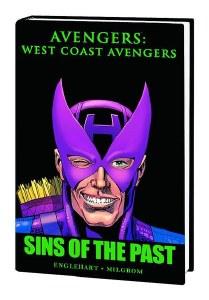 Avengers West Coast TP Sins of Past