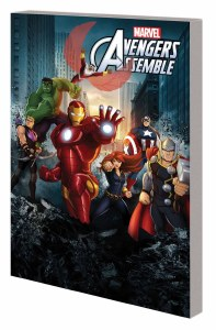Marvel Universe Avengers Assemble Digest TP Vol 01