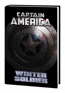 Captain America Winter Soldier HC Movie Cvr