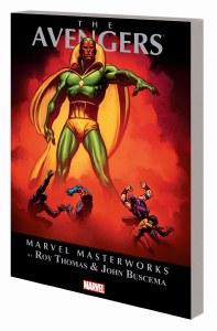 Marvel Masterworks Avengers TP Vol 06
