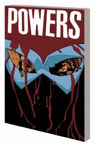 Powers Bureau TP Vol 02 Icons