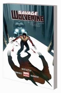 Savage Wolverine TP Vol 03 Wrath