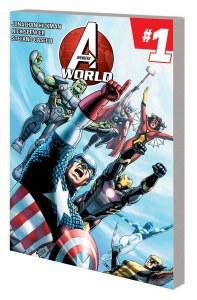 Avengers World TP Vol 01 Aimpire