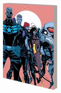Secret Avengers TP Vol 01 Lets Have A Problem