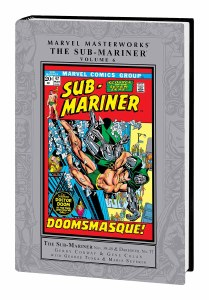 Marvel Masterworks Sub Mariner HC Vol 06