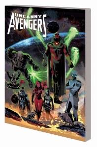 Uncanny Avengers TP Vol 01 Counter Evolutionary