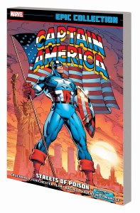 Captain America Epic Collection TP Vol 16 Streets of Poison