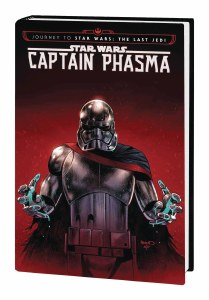 Journey To Star Wars The Last Jedi Capt Phasma HC