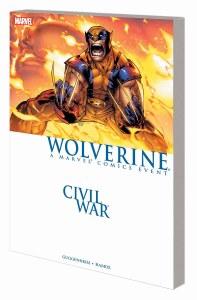 Civil War Wolverine TP New Ptg