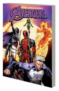 Uncanny Avengers Unity TP Vol 02 Man Who Fell To Earth