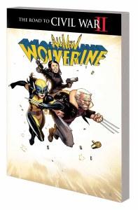 All New Wolverine TP Vol 02 Civil War II