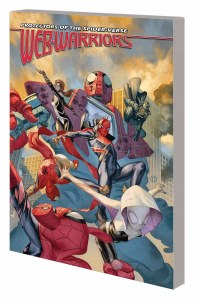 Web Warriors of Spider-Verse TP Vol 02 Spiders Vs