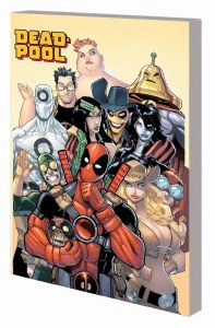 Deadpool Classic TP Vol 15 All Rest