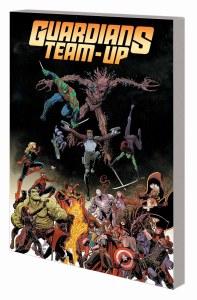 Guardians Team-Up TP Vol 01 Guardians Assemble