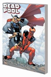 Deadpool Classic TP Vol 13 Deadpool Team Up
