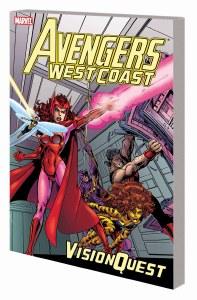 Avengers West Coast TP Vision Quest