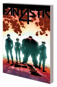 Fantastic Four TP Vol 04 End Is Fourever