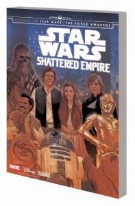 Star Wars Shattered Empire TP