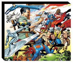 Marvel Legacy of Jack Kirby Slipcase HC
