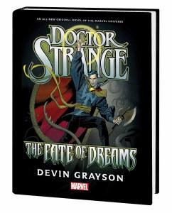 Doctor Strange Fate of Dreams Prose Novel HC