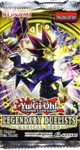Yu Gi Oh Legendary Duelists Magical Hero Booster Box