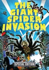 Giant Spider Invasion Blu Ray