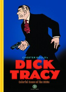 Dick Tracy Colorful Cases of the 1930S HC Vol 01