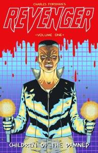 Revenger GN Vol 01 Signed