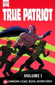 True Patriot TP Vol 01