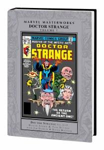 Marvel Masterworks Doctor Strange HC Vol 07