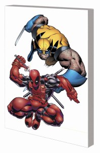 Marvel Universe Deadpool And Wolverine Digest TP