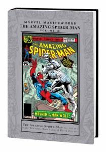 Marvel Masterworks Amazing Spider-Man HC Vol 18