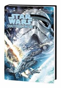 Star Wars Shattered Empire HC