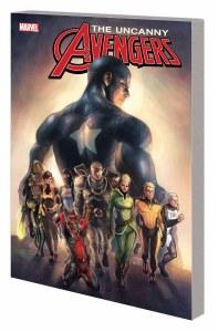 Uncanny Avengers Unity TP Vol 03 Civil War II