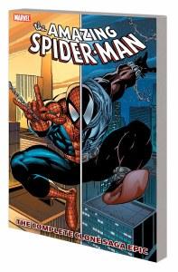 Spider-Man Complete Clone Saga Epic TP Vol 01