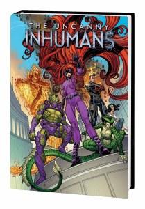 Uncanny Inhumans HC Vol 01