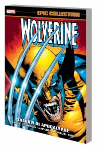Wolverine Epic Collection TP Vol 12 Shadow of Apocalypse