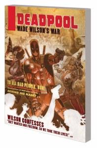 Deadpool Classic TP Vol 17 Headcanon