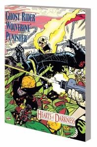 Hearts of Darkness TP Ghost Rider Wolverine Punisher