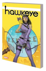 Hawkeye Kate Bishop TP Vol 01