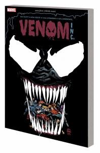 Amazing Spider-Man Venom Inc TP