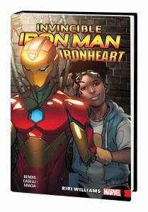 Invincible Iron Man Ironheart HC Vol 01 Riri Williams