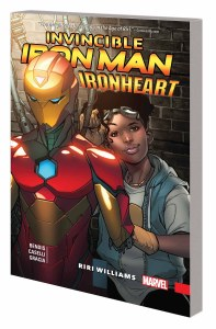 Invincible Iron Man Ironheart TP Vol 01 Riri Williams