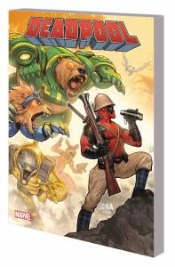 Deadpool Classic TP Vol 19 Make War Not Love