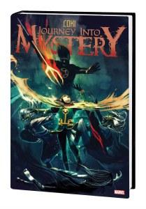 Loki Journey Into Mystery By Kieron Gillen Omnibus HC