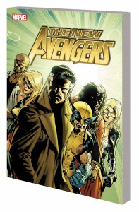 New Avengers by Bendis Complete Collection TP Vol 06