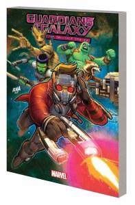 Guardians Of Galaxy Telltale Games TP