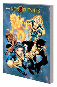 New Mutants Complete Collection TP Back To School