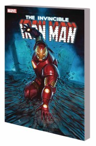 Invincible Iron Man TP Search For Tony Stark
